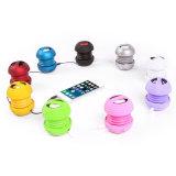 Mini haut-parleur portatif professionnel de capsule