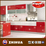 2016 горячее Sale Flower UV Sheet для Kitchen Shutter