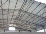 Hangaar van de Vliegtuigen van de Structuur van de Bundel van het Staal van de grote Spanwijdte de Geprefabriceerde