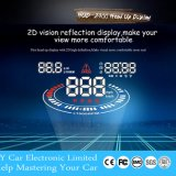 "5.5 "" Auto Hud, Automatic/Maual Dimming Head herauf Display"