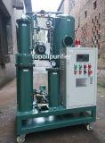 Menos tipo série portátil Zy-6 do consumo de potência da planta de filtro do óleo isolante