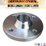 """DIN1.4571 4 """"ステンレス鋼はWldedの首の昇給の表面フランジを造った"""