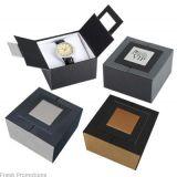 Gedruckte magnetische Papieruhr Pakcaging schachtelt Uhr-Kasten