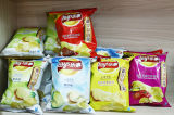 Luftgestoßenes Imbiss-Nahrungsmittelverpackungsmaschine-/Imbiss-Verpackungsfließband
