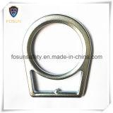 Anel-D do metal dos acessórios do chicote de fios de segurança (H221D)