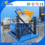 Máquina obligatoria del mezclador concreto del eje horizontal de las piezas/doble del mezclador de cemento Js500