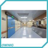 Porte coulissante hermétique du meilleur hôpital du cachetage Qtdm-4