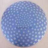 Deckenleuchte-helle runde Decken-Glaslampe mit Schlafzimmer E27