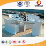 Landhaus-Patio-Garten-Möbel des neuen modernen Rattan-2016 im Freienmit Speicherentwurfs-abgleichendem Lehnsessel und Kaffeetische (UL-B5030)