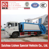 Abfall Truck für Sale 12 Cbm Hydraulic Pump Garbage Compressor Truck Rubbish Collection Vehicle