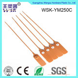 Selo plástico da manufatura da fábrica do selo de China para a caixa Ues do dinheiro do banco
