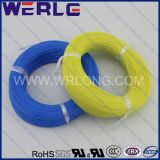 Angeschwemmter RoHS Draht 1015 UL-Zustimmung AWG-Lehre30 PVC-Isolierung