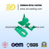 Investitions-Stahlgußteil mit der maschinellen Bearbeitung
