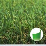 alfombra plástica artificial barata de la hierba de 28m m