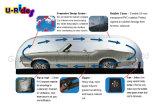 Aufblasbare transparente Auto-Blasen-Abdeckung