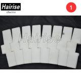 Chaîne en plastique de fléchissement latérale de convoyeur première (Har882)