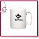 orque Coatings Durham Mug de 10oz White Ceramic Sublimation