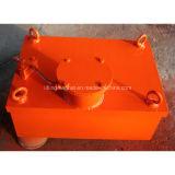 Separatore magnetico elettrico industriale rettangolare per il materiale del ferro