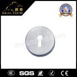 主穴の紋章を押す顧客用ステンレス鋼