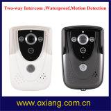 2 Steun 8 van de Klok van de Deur van WiFi van de Intercom van de manier VideoSmartphones