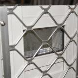 Kz121 het Venster van het Aluminium van de Goede Kwaliteit met Roestvrij staal Netto Buglar