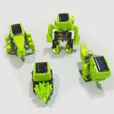 10210648 4 em 1 Transforming Solar Robot Kit