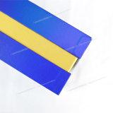 Blauer Pappgeschenk-Kasten-Gebrauch für das kosmetische Verpacken