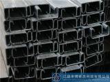 Q235 galvanisierte dick die justierbare Solarschienenplatte-Rolle, die Maschine den Iran herstellend sich bildet