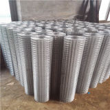 Dipped caldo Galvanized Welded Wire Mesh in Roll Used per Construction