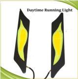Luz Running tempo flexível brilhante super do dia do diodo emissor de luz do caminhão do carro de Vehcile da luz de névoa do diodo emissor de luz DRL do auto