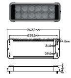 高い発電LED内部ライト12W