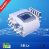 5 dans 1 machine mince Br8.6 de vide multifonctionnel de Lipolaser