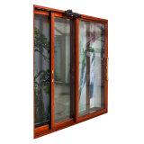 La potencia de Feelingtop cubrió el desplazamiento de la ventana de pantalla de aluminio de cristal Inferior-e de la mosca