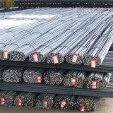 Barra de acero deformida plegable dimensión de una variable HRB400, HRB500, BS4449 Grade460b de U