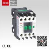 O contator da C.A. de Cjx2-F marca o contator elétrico