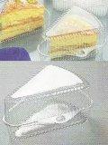 Máquina automática de plástico termoformado Cake Box