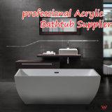 Acrílico modificado para requisitos particulares que coloca libremente la bañera