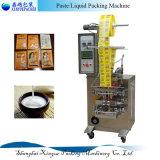 Maquinaria de envasado líquida automática de la bolsita del champú