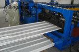 Glasig-glänzende Wand-Blatt-Rolle, die Maschine für Metallgewölbte Wand bildet