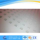 Tarjeta del techo del yeso del techo Panel/PVC de Peforated Gyspum del diseño del techo Tile/2016 Nes de Peforated Gyspum
