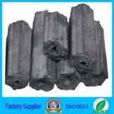 Carbonização longa do carvão vegetal de madeira de tempo ardente da baixa cinza para o BBQ