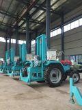 Machine de foret montée par entraîneur de puits d'eau de Hf100t 120m