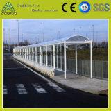 Tienda grande del PVC de la refracción del acontecimiento del funcionamiento de aluminio de la etapa