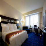 現代現代的なホテルの寝室セット