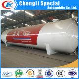 Clw 200m3 horizontal tanque de armazenamento de um LPG de 100 toneladas para a venda