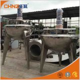 Chaleira Jacketed fixa