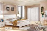 Suite moderne de meubles de chambre à coucher en bois solide