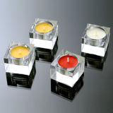 Hochzeit und Hauptdekoration KristallTealight Kerzenhalter