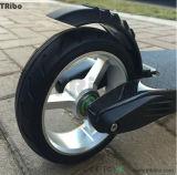 Bicyclette électrique se pliante électrique de bicyclette. Kit électrique de vélo de HTML