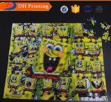Rompecabezas impresos aduana del rompecabezas de los juegos del juguete de la promoción de la fábrica DIY